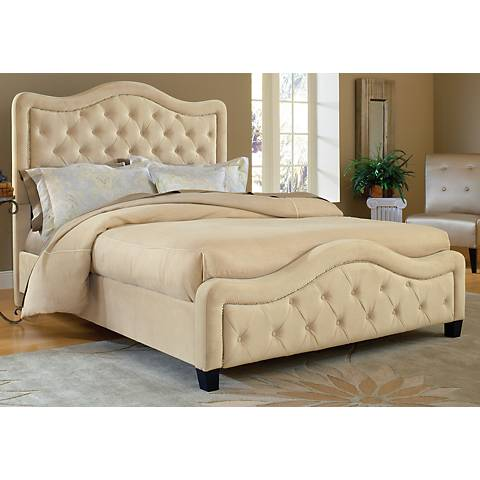 Hillsdale Trieste Buckwheat Cal King Bed