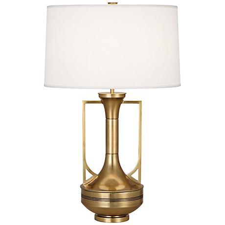 Robert Abbey Sofia Antique Brass Table Lamp