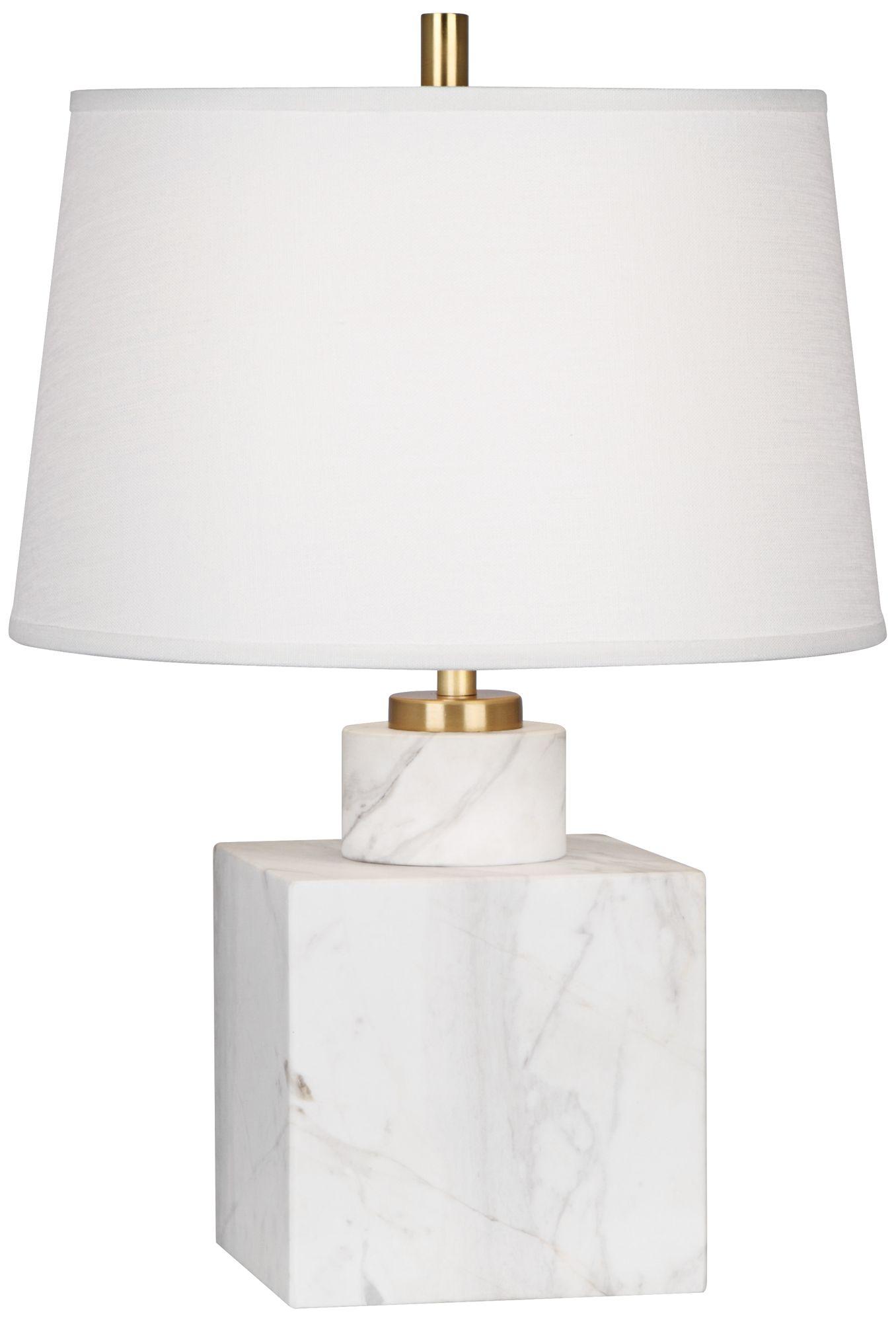 robert abbey jonathan adler canaan mini modern table lamp