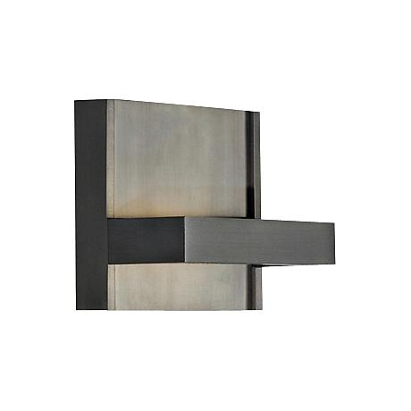 "LBL Ashland 4 1/2"" High Bronze LED Sconce"