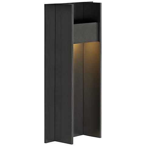 "LBL Tav 14"" High Bronze LED Outdoor Wall Light"