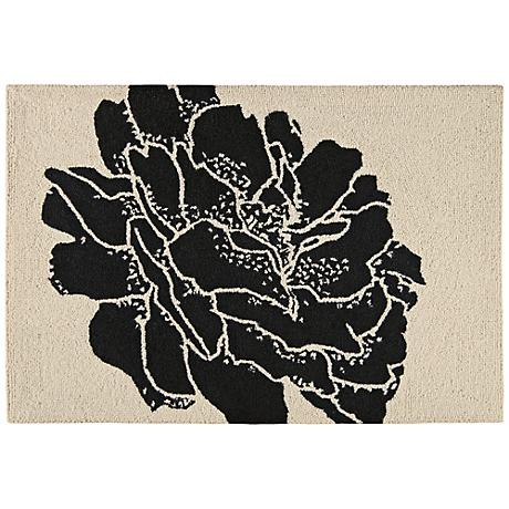 Colonial Williamsburg Dandridge Botanical 2'x3' Doormat