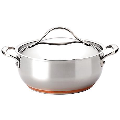 Anolon Nouvelle Copper 4-Qt Chef Casserole