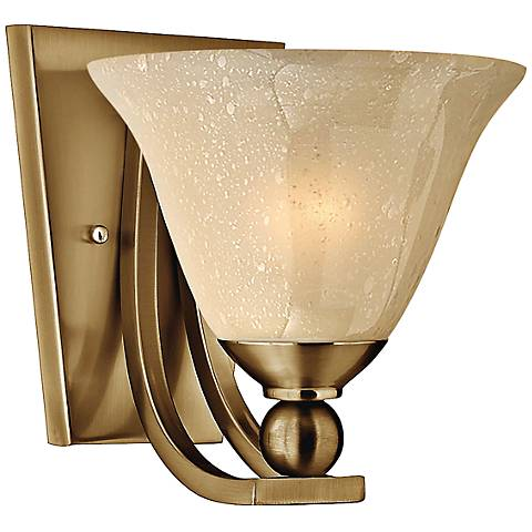 "Hinkley Bolla 8 1/2"" High Brushed Bronze Wall Sconce"