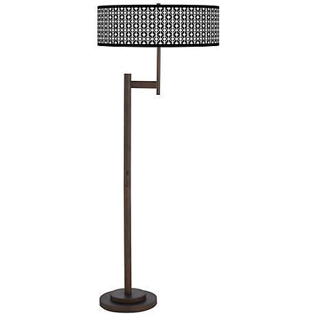 Matrix Giclee Parker Light Blaster™ Floor Lamp