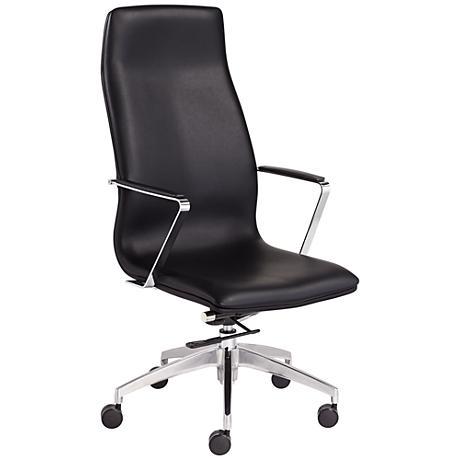 Bernard Black High-Back Office Chair