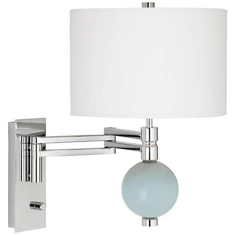 Rain Niko Swing Arm Wall Lamp