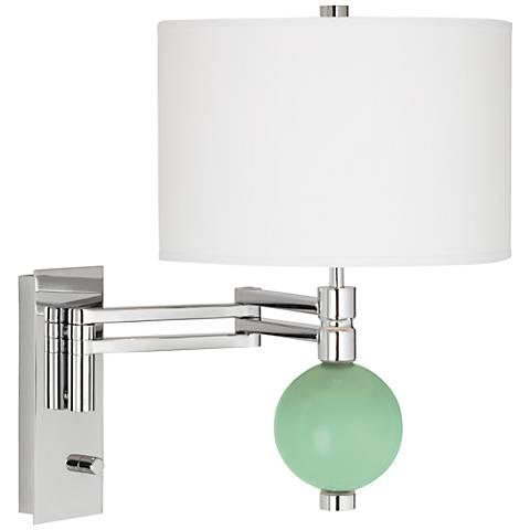 Hemlock Niko Swing Arm Wall Lamp