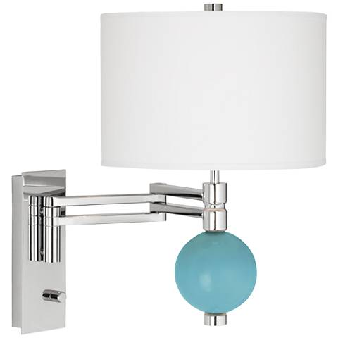 Nautilus Niko Swing Arm Wall Lamp