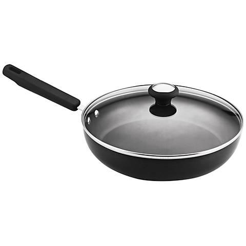 "Farberware Cook's Kitchen Black 11"" Skillet"