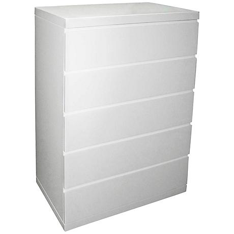 Anna White Chest of Drawers