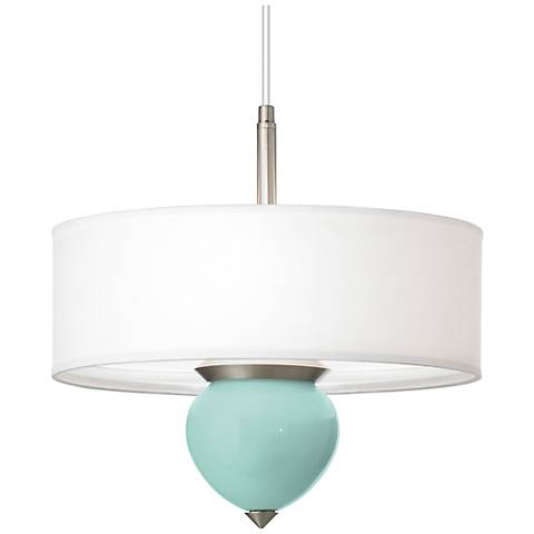 "Cay Cleo 16"" Wide Pendant Chandelier"