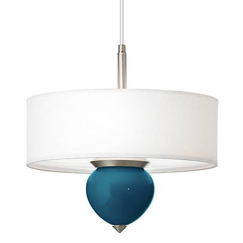 "Oceanside Cleo 16"" Wide Pendant Chandelier"