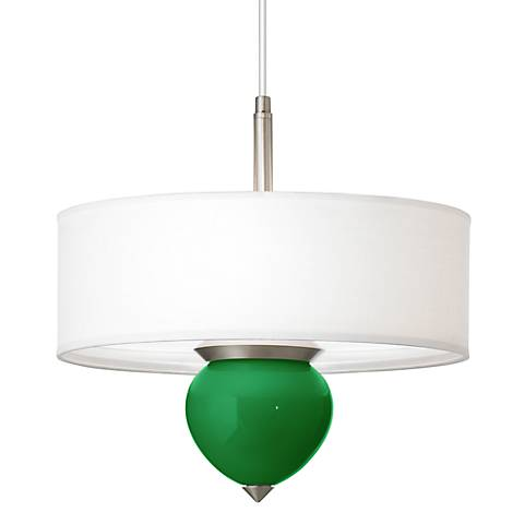 "Envy Cleo 16"" Wide Pendant Chandelier"