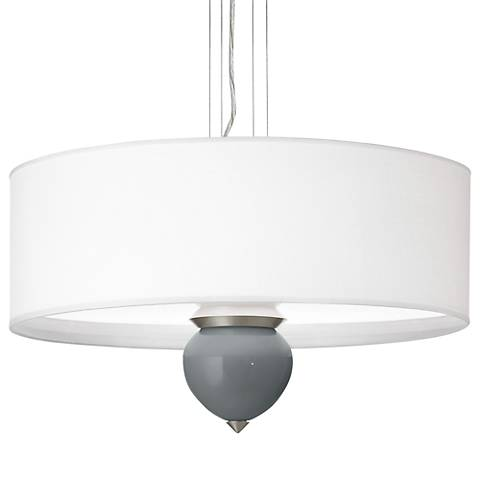 "Software Cleo 24"" Wide Pendant Chandelier"