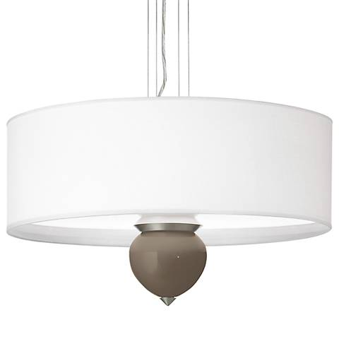 "Backdrop Cleo 24"" Wide Pendant Chandelier"