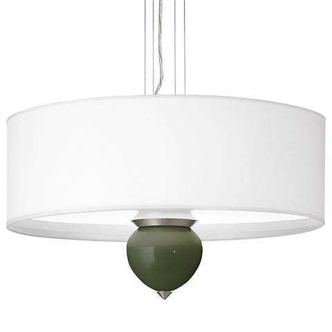 "Secret Garden Cleo 24"" Wide Pendant Chandelier"