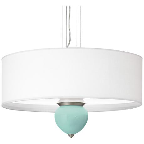 "Cay Cleo 24"" Wide Pendant Chandelier"