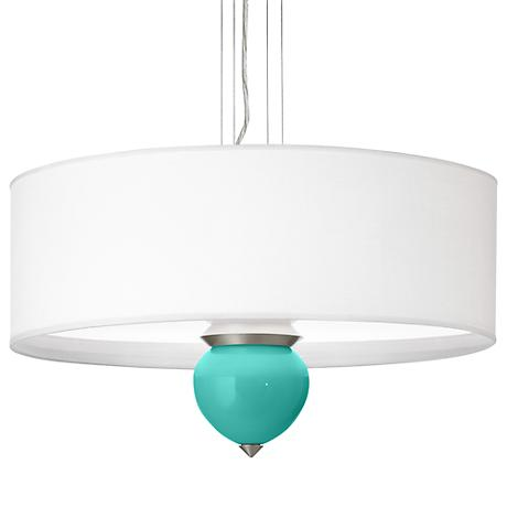 "Synergy Cleo 24"" Wide Pendant Chandelier"