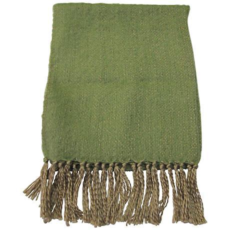 Gatsby Pear Decorative Throw Blanket