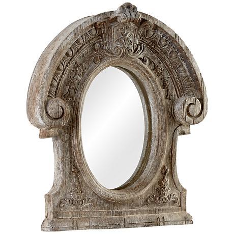 """Inglewood 38""""x 46"""" Wall Mirror"""