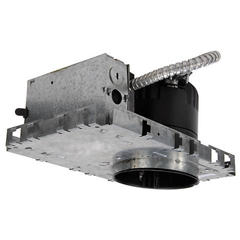 "WAC New Construction 15W LED 4"" Non-IC Recessed Housing"