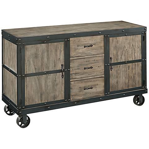 Walton Dry-Aged Wooden Server