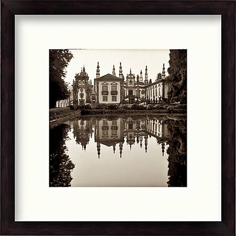 """Beauty in Portugal I 20 1/2"""" Square Framed Wall Art"""