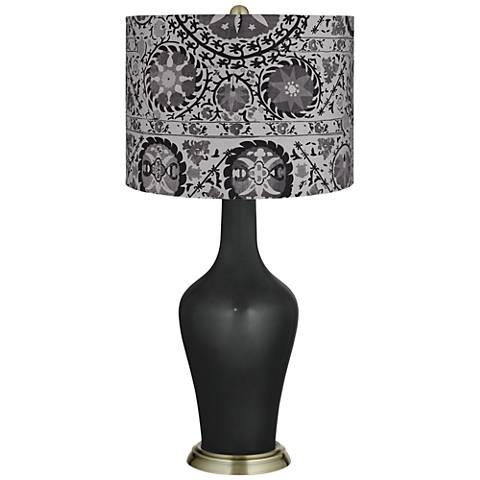 Gray Suzani Gray Suzani Anya Table Lamp