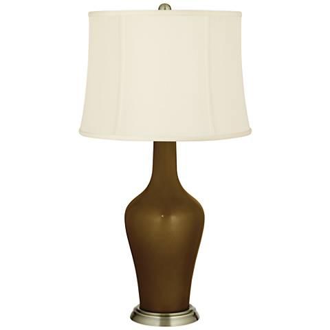 Bronze Metallic Anya Table Lamp