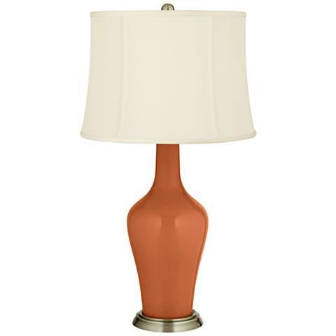 Robust Orange Anya Table Lamp