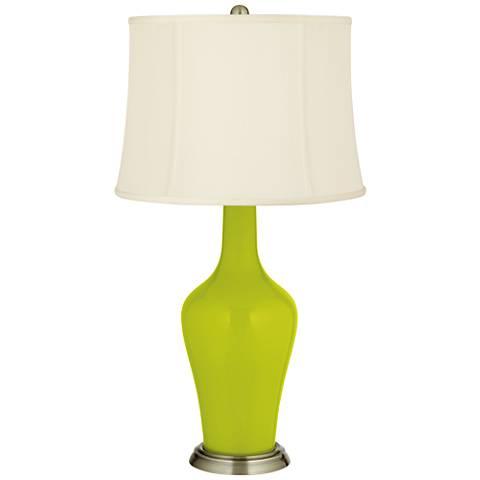 Pastel Green Anya Table Lamp