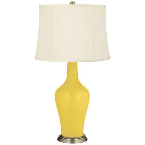 Lemon Zest Anya Table Lamp