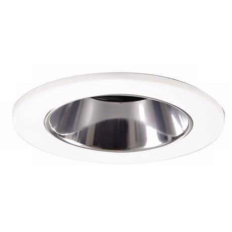 """Halo 3"""" White Finish Lensed Shower Recessed Light"""
