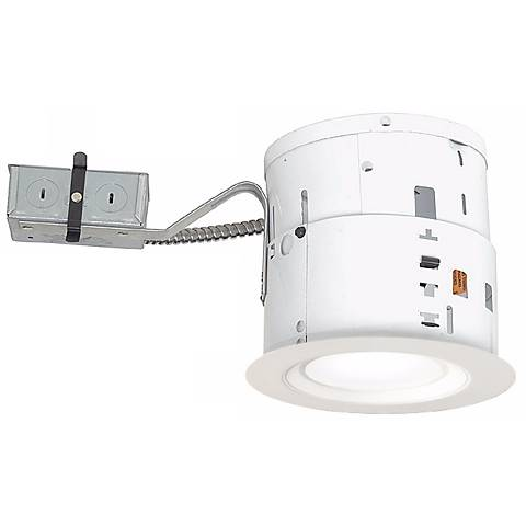 "LED 6"" Retrofit kit For Non-IC Remodel Housing"