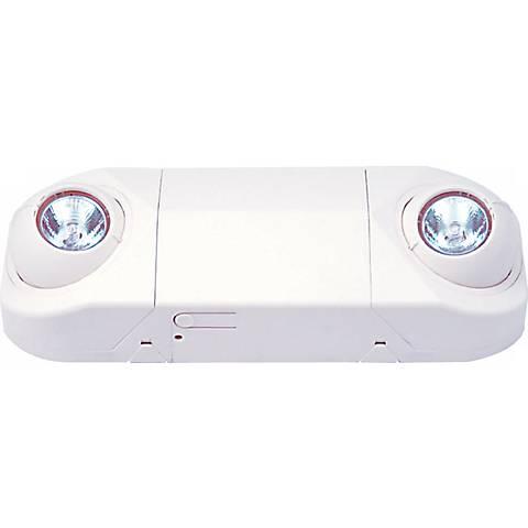 White Halogen Emergency Light