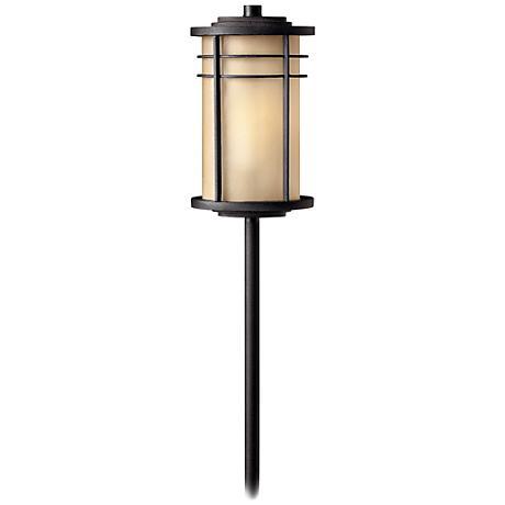 Hinkley Ledgewood Bronze Low Voltage Path Light