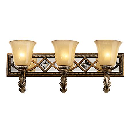 Minka Aston Court 25 3 4 Wide Bathroom Light Fixture 44964 Lamps Plus