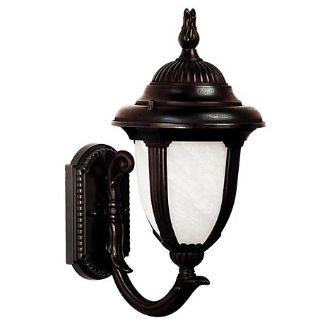 "Casa Sorrento™ Bronze 19 1/8"" High Outdoor Wall Light"