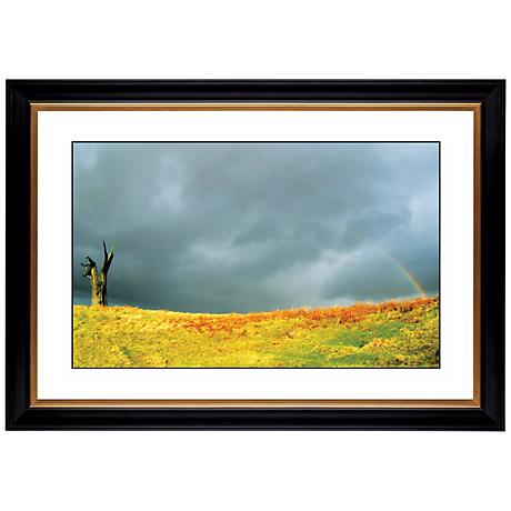 """After The Rain Giclee 41 3/8"""" Wide Wall Art"""