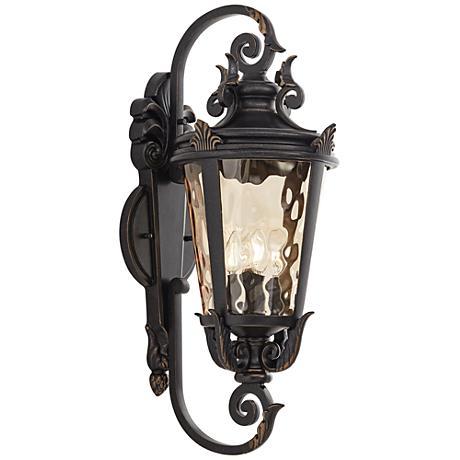 "Casa Marseille™ 31"" High Outdoor Wall Lamp"