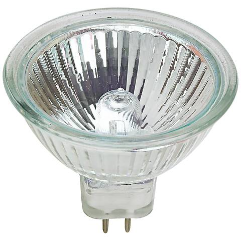50 Watt MR-16 24V Volt Narrow Halogen Light Bulb