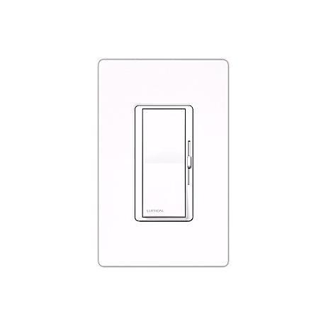 Diva Gloss White 600VA Magnetic Low Voltage Preset Dimmer