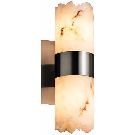 "LumenAria Collection Dakota 12 1/2"" High 2-Light Wall Sconce"