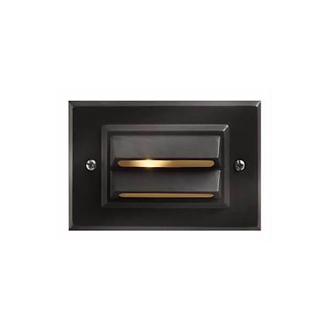 Hinkley Bronze Finish Low Voltage Horizontal Deck Light