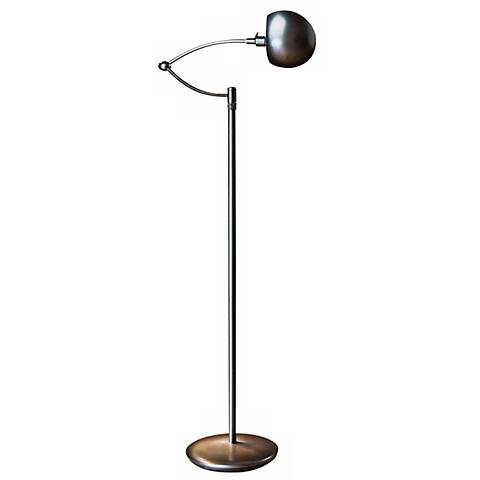 Punkt 1 Old Bronze Pharmacy Holtkoetter Floor Lamp