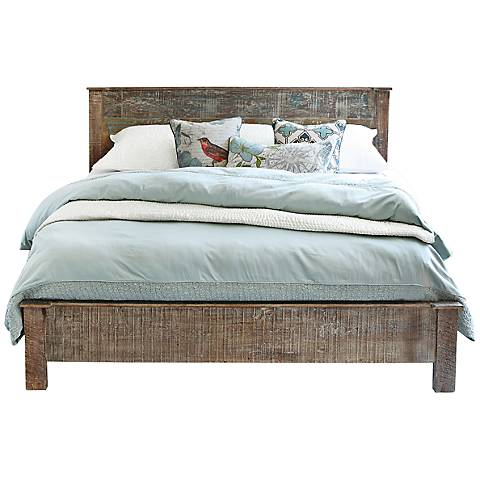 Hampton Lime Wash Bed