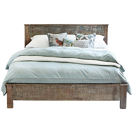 Hampton Lime Wash Bed