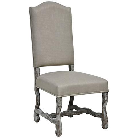 Jasper Sand Side Chair