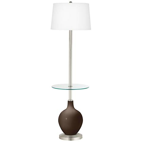 Carafe Ovo Tray Table Floor Lamp